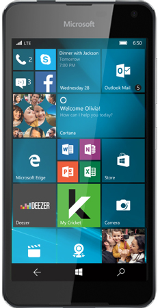 Microsoft Lumia 650 Specifications Microsoft US