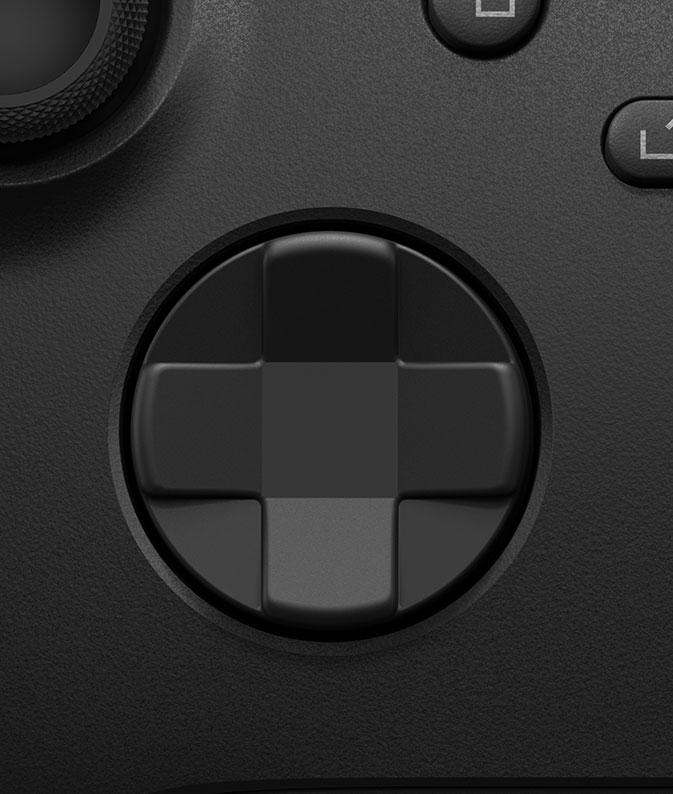 Pad direccional actualizada del Control inalámbrico Xbox