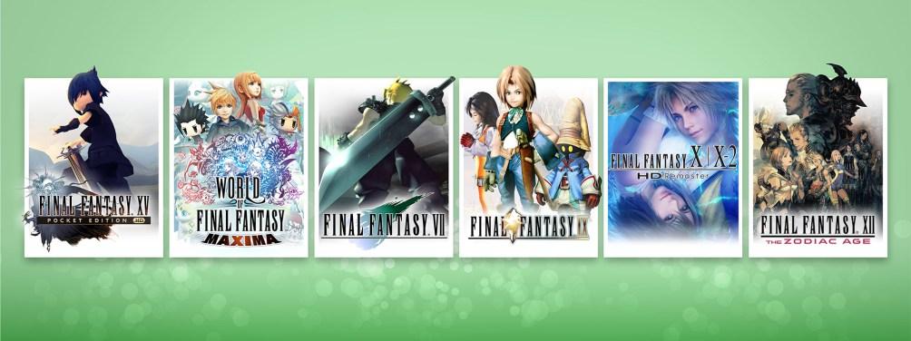 「final fantasy xbox」の画像検索結果