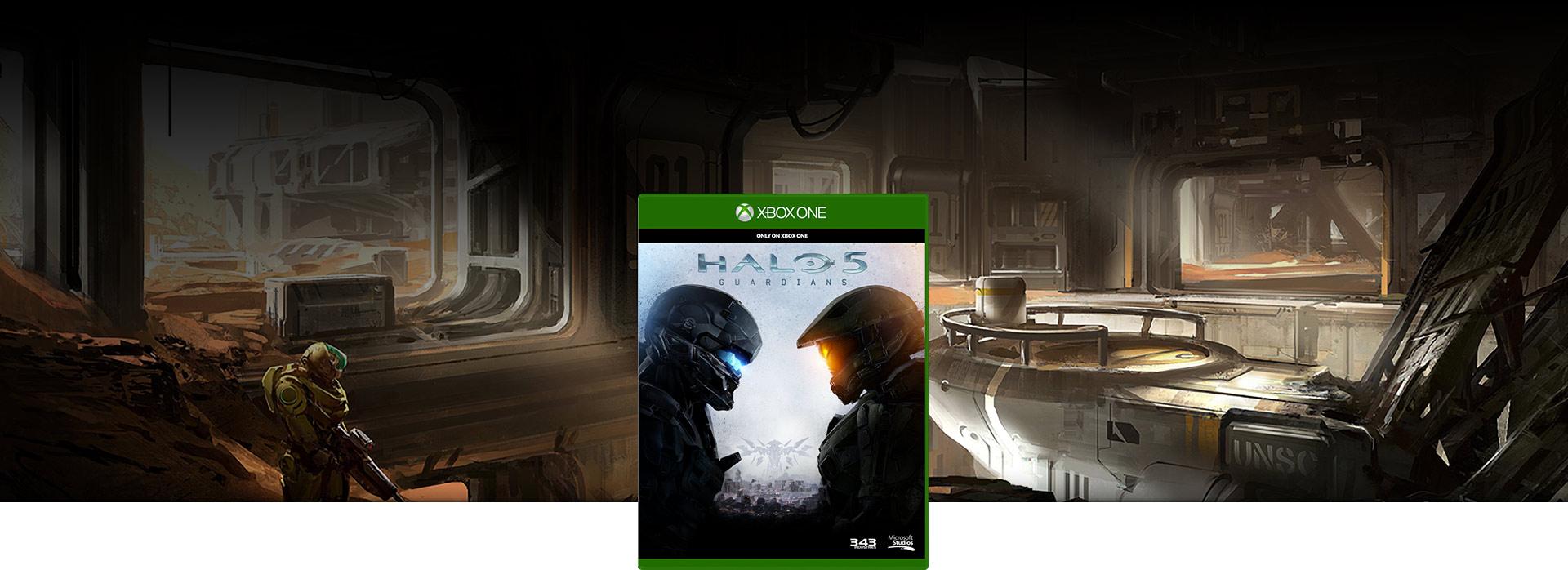 Halo 5 Original 1