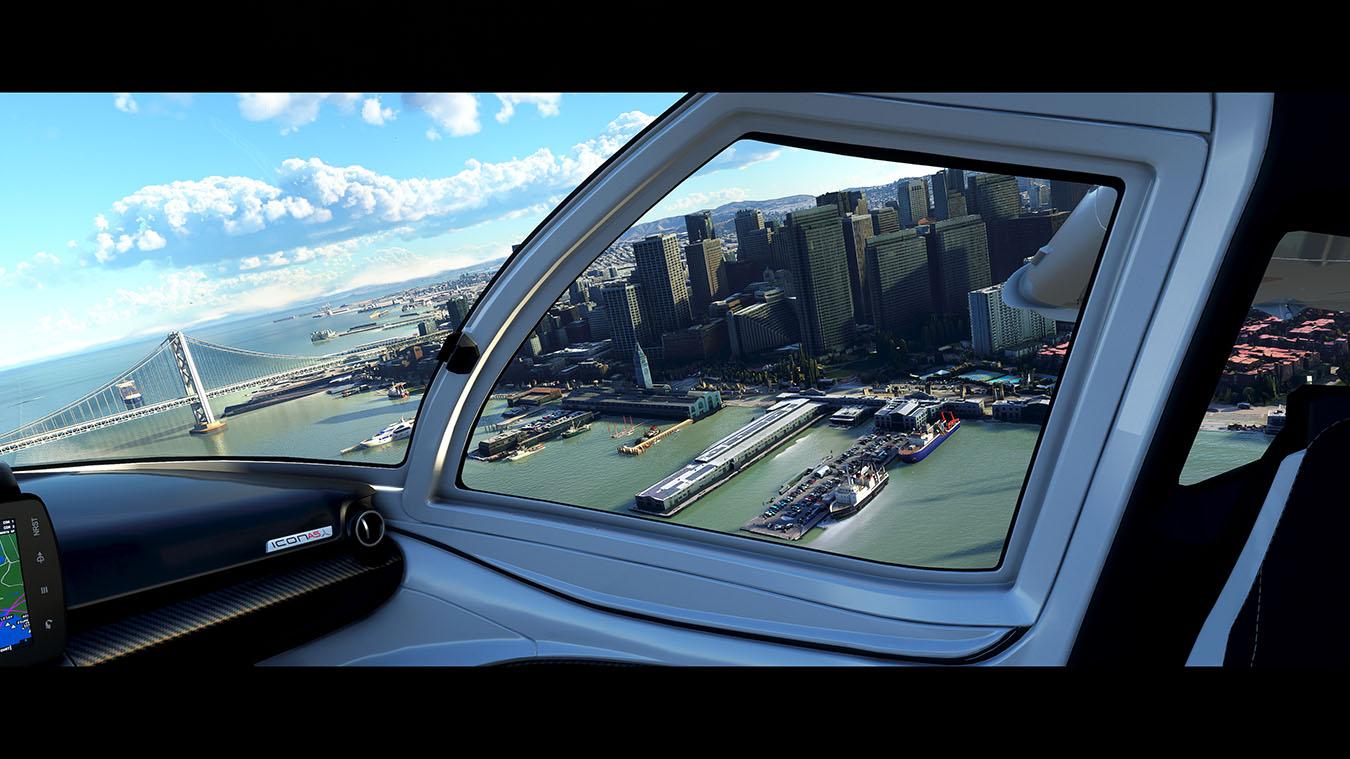 microsoft flight simulator for