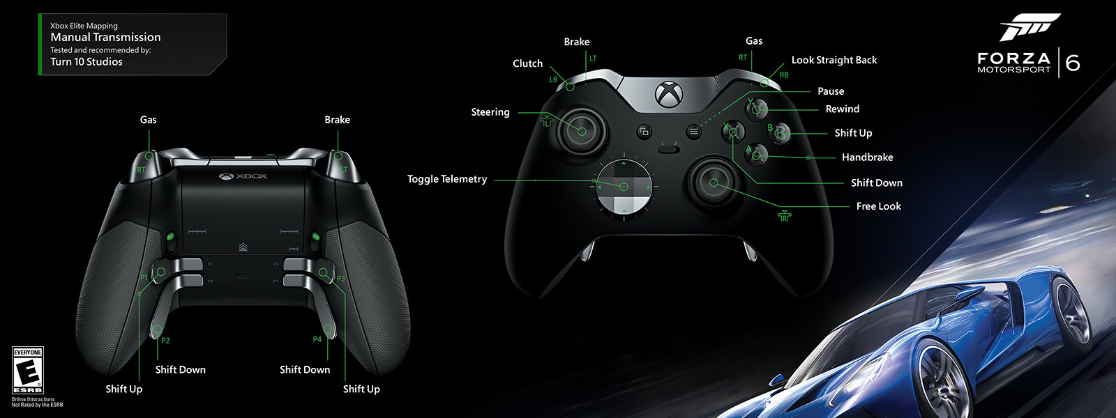 hight resolution of  forza motorsport 6 manual transmission elite mapping