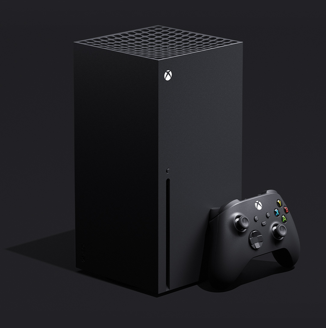 The New Xbox Series X Xbox