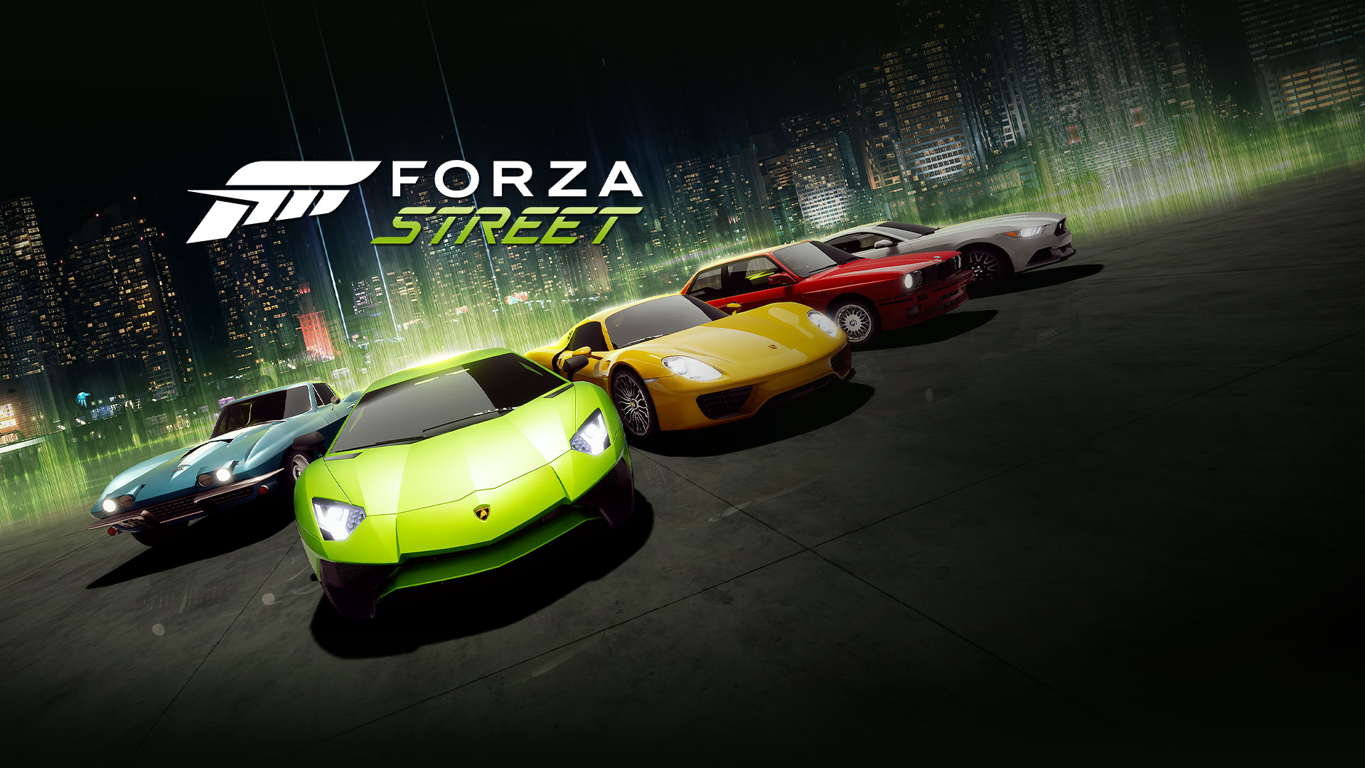Forza Street For Windows 10 Xbox