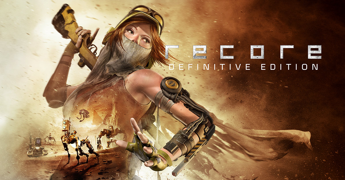 ReCore For Xbox One And Windows 10 Xbox
