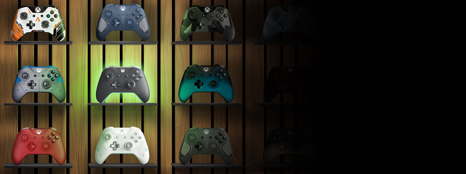 add to your collection xbox wireless controller  [ 1920 x 720 Pixel ]