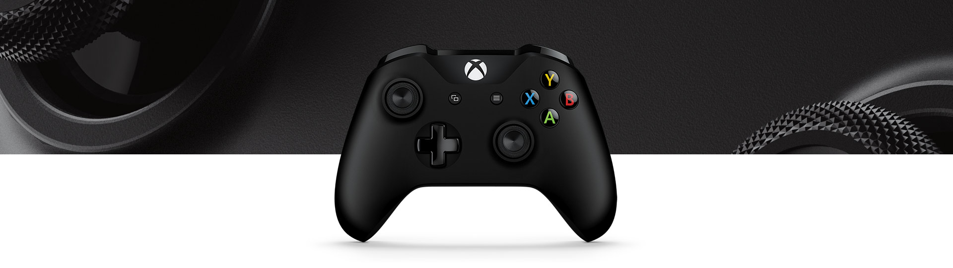hight resolution of xbox wireless controller black