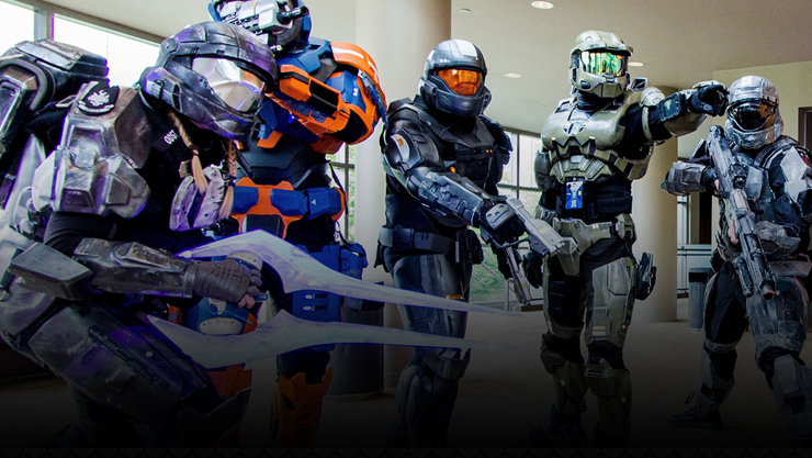Welcome To The Halo Universe Halo Games Amp Updates Xbox