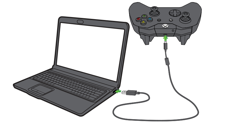 Connect Xbox Wireless Controller To Windows PC Xbox One