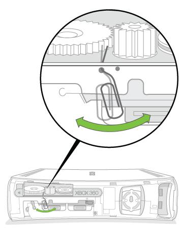 Lecteur Cd Ne S'ouvre Pas : lecteur, s'ouvre, Éjecter, Manuellement, Tiroir, Disque, Console, Support