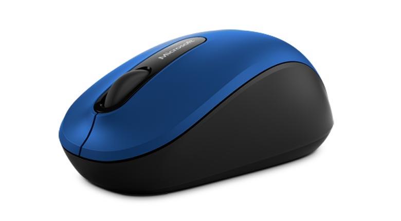 無線滑鼠:Microsoft Bluetooth 行動滑鼠 3600 | 微軟配件