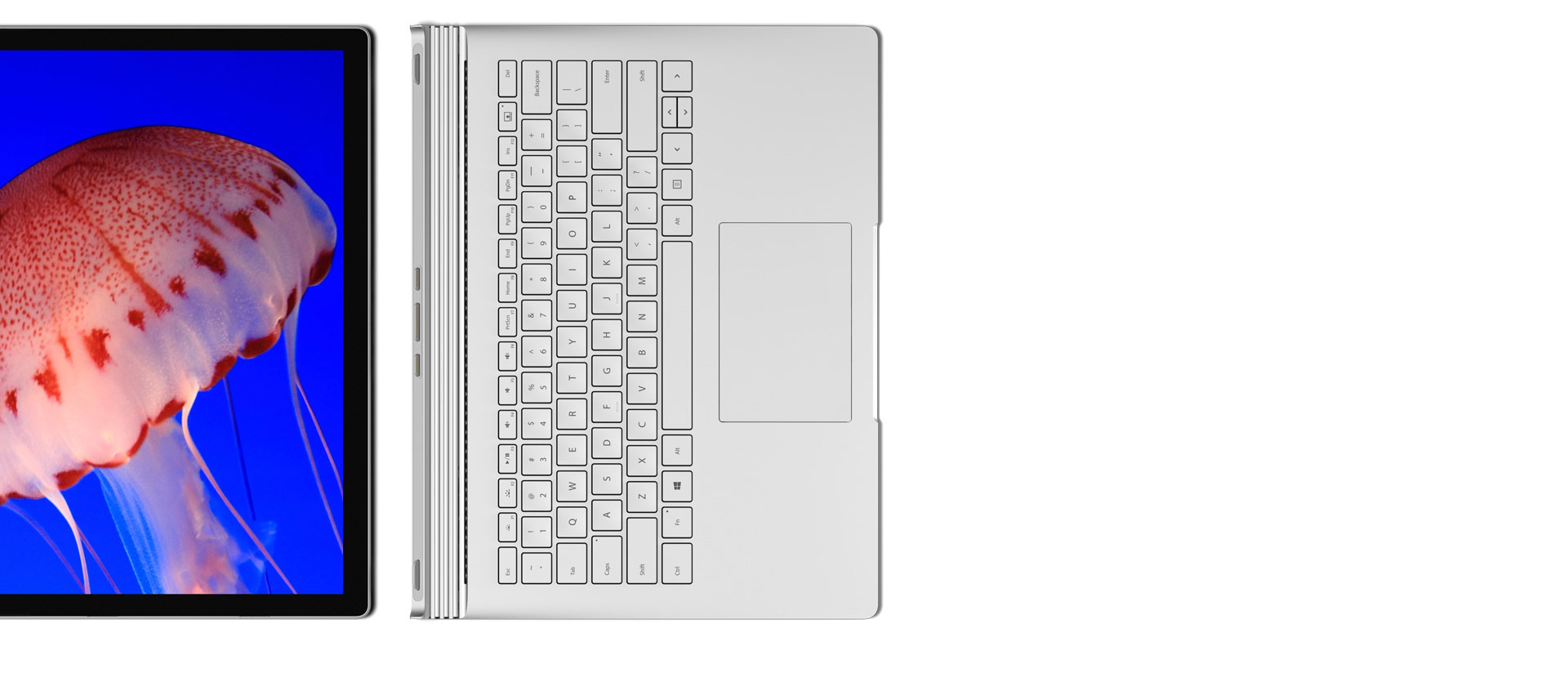 Right CTRL  Surface