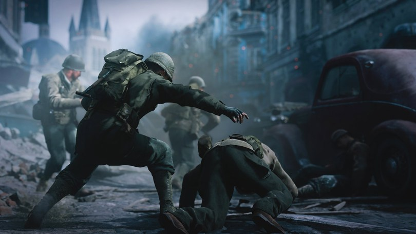Call of Duty: WWII Crack