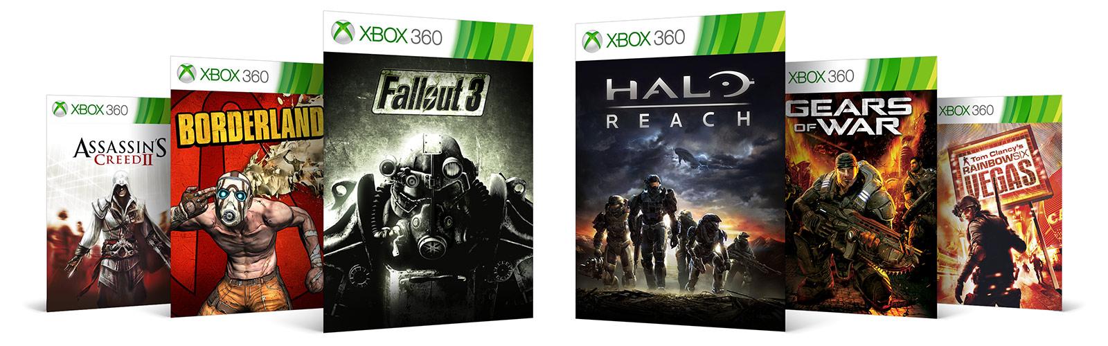 Xbox 360 Games Xbox