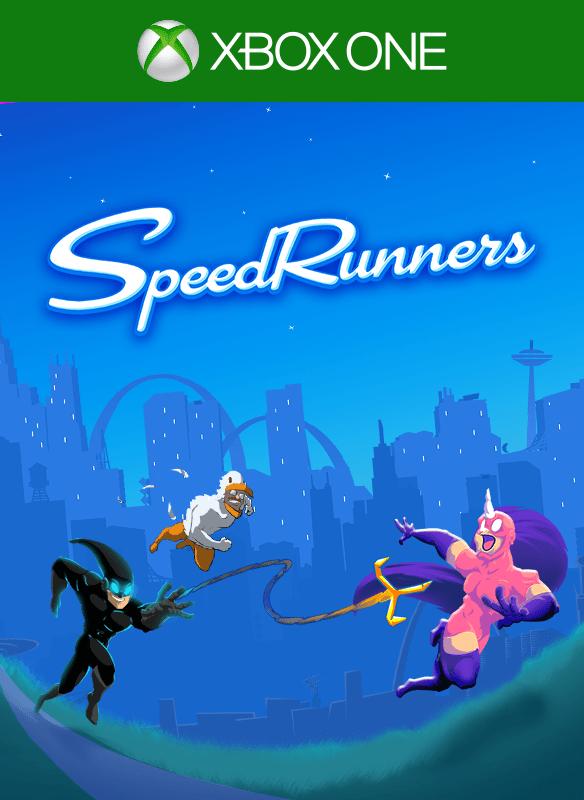 Speedrunners boxshot