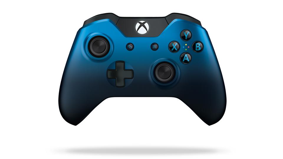 Dusk Shadow Controller Xbox