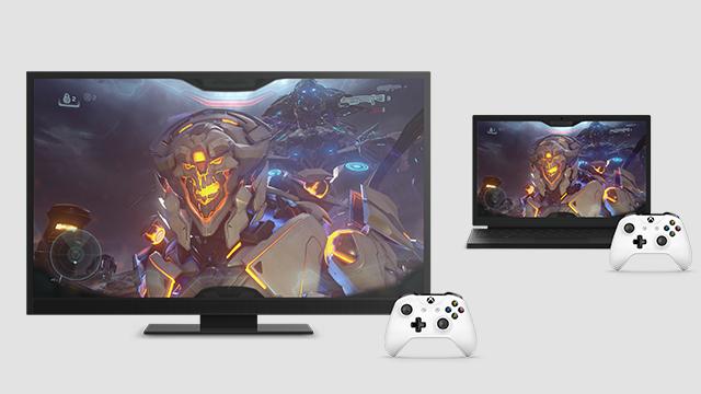 Stream games on Windows 10