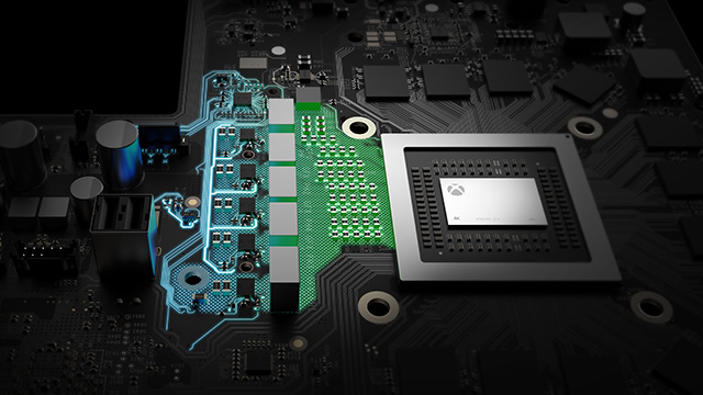Xbox One X The Worlds Most Powerful Console