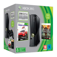 Xbox 360® 250GB ünnepi akciós csomag