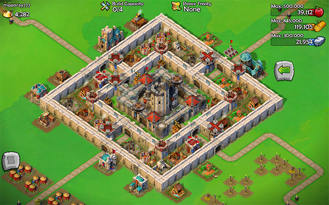 Image result for aoe castle siege best defence