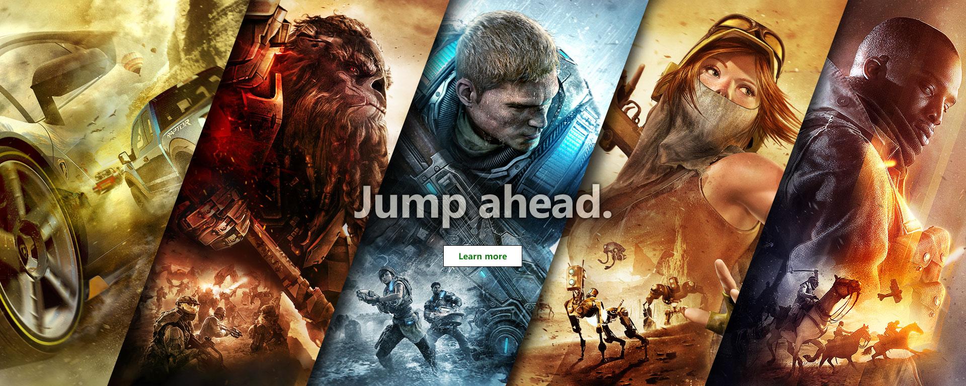 Xbox One Games Xbox