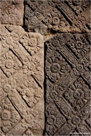 Bas-relief texture