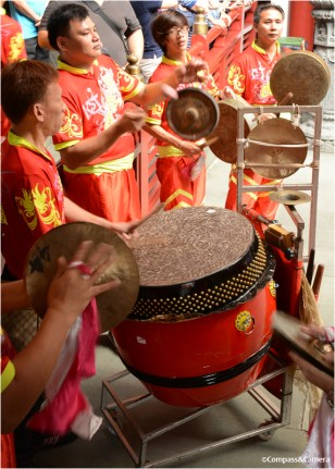 Drumming for the dragon