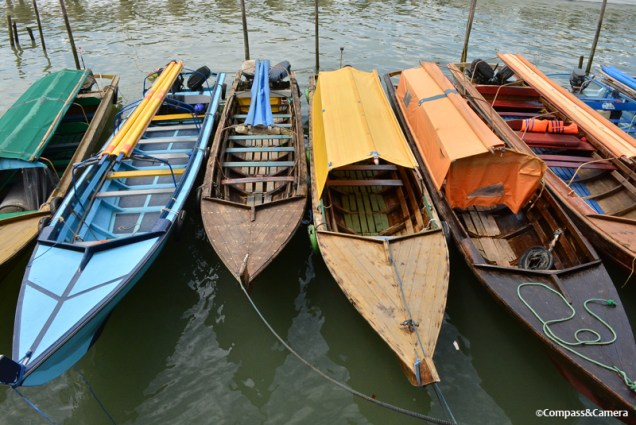Boats in Batam