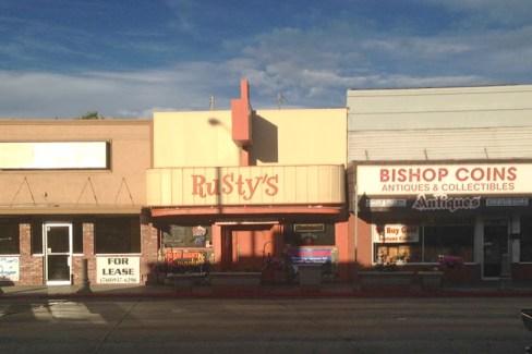 Rusty's in Bishop, California