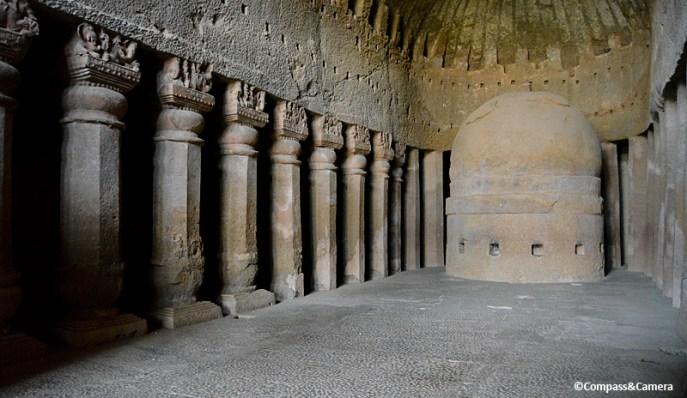 Kanheri Caves, Mumbai India