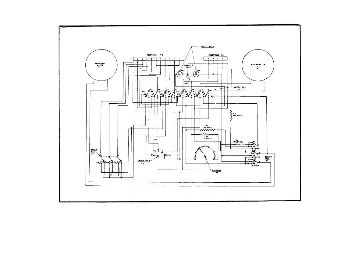 Figure 1 2 Schematic Wiring Diagram Type P 1 Field Tester