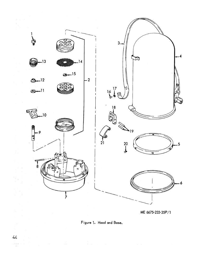 Figure 1. Hood and Base