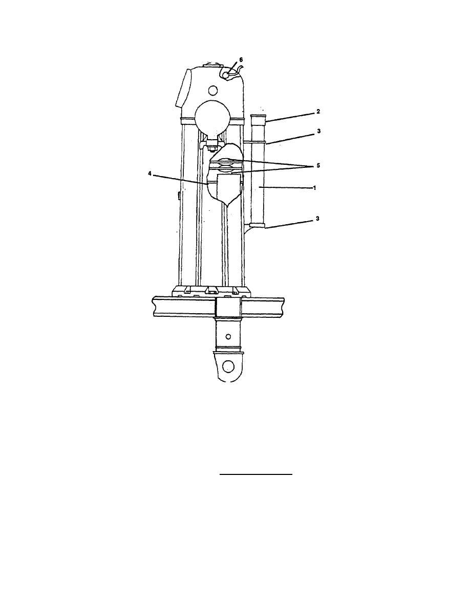 FIGURE 1-16. Binnacle (Sheet 2 of 2).