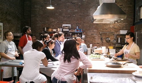 Cooking Classes at The Brooklyn KitchenWilliamsburg