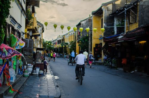 Hoi An's Beautiful Streets