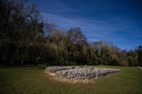 Parc Le Breos tomb