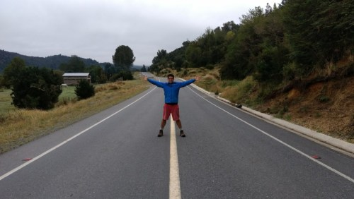 Boots on the Carretera Austral