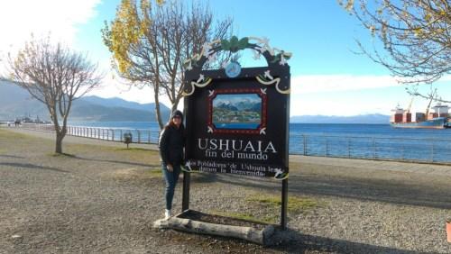 Antie in Ushuaia