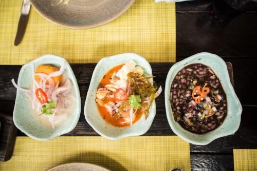 Ceviche in Lima