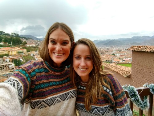 Peruvian Jumpers in Cusco