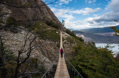 O Trek in Torres del Paine