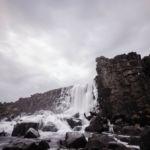 Öxarárfoss in Þingvellir National Park