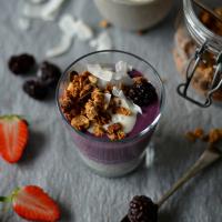 batido de amora, morango e iogurte6