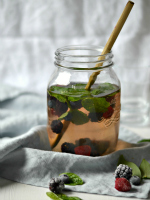 tea and berries - receitas