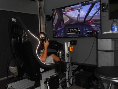 Racing Simulator Caswell County