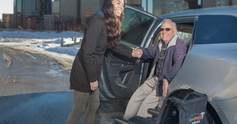 Calgary Alberta - Personal Senior Home Care