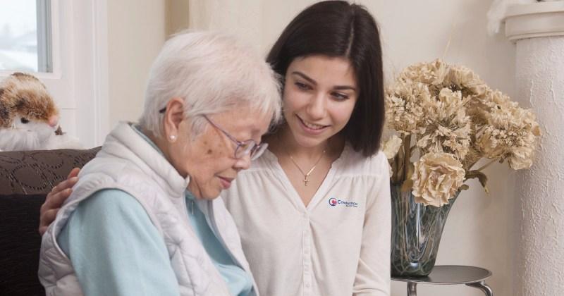 Caring for Senior at Home - Calgary Alberta