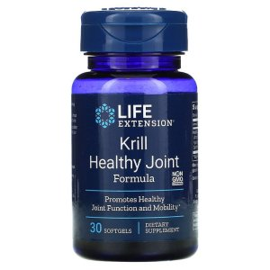 Life Extension Krill Healthy Joint Formula f