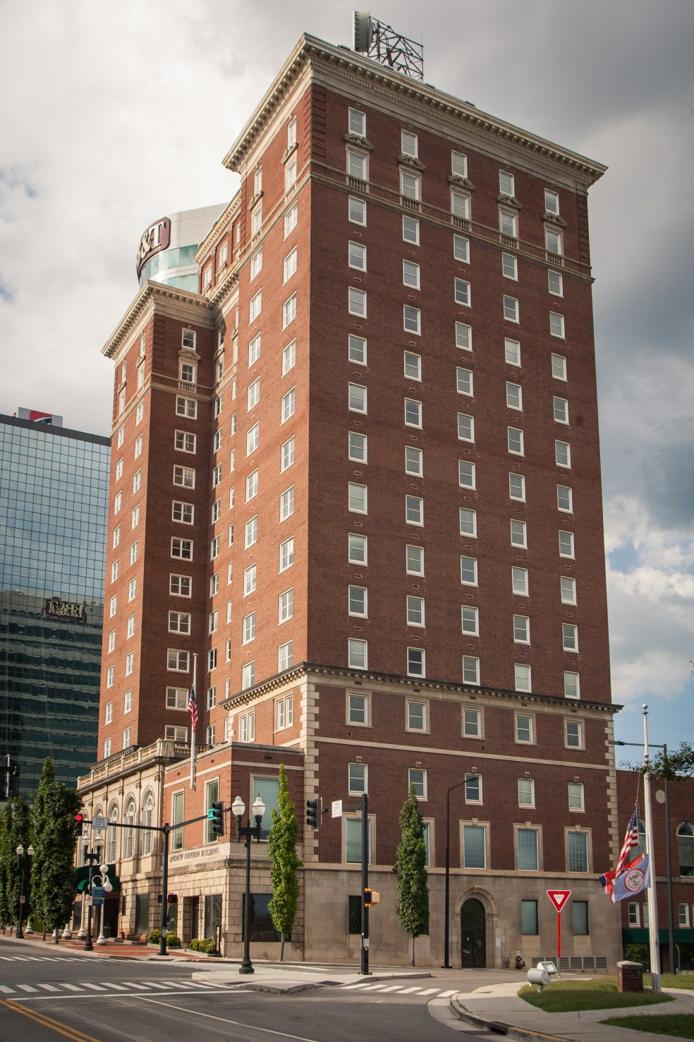 Andrew Johnson Building