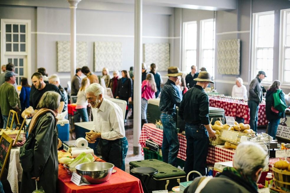 Nourish Knoxville Winter Market